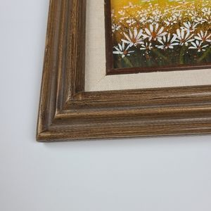 Vintage Wall Art - 《Vintage》Oil painting 6x12